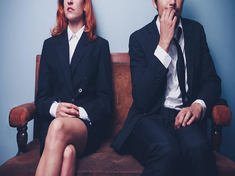 cope with interview nerves