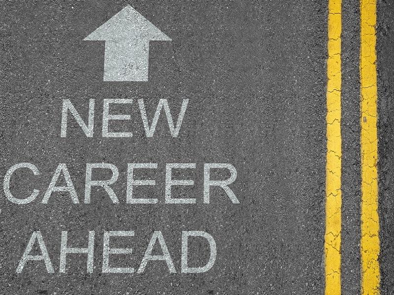 new career ahead on road