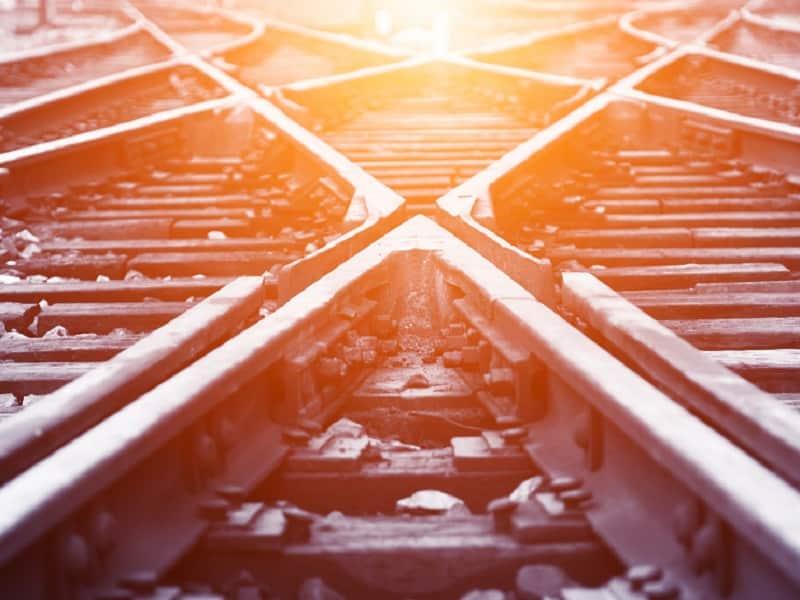 railway cross lines