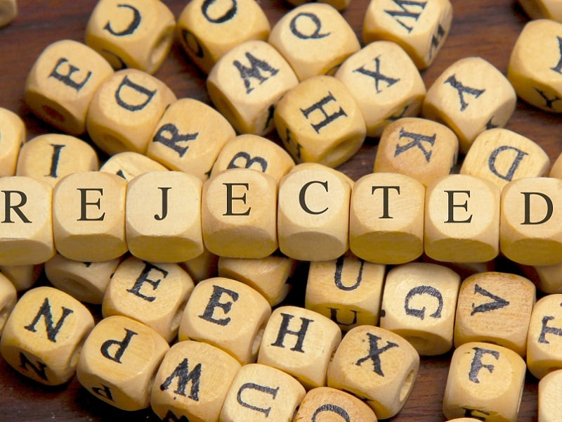 cubes spelling rejection