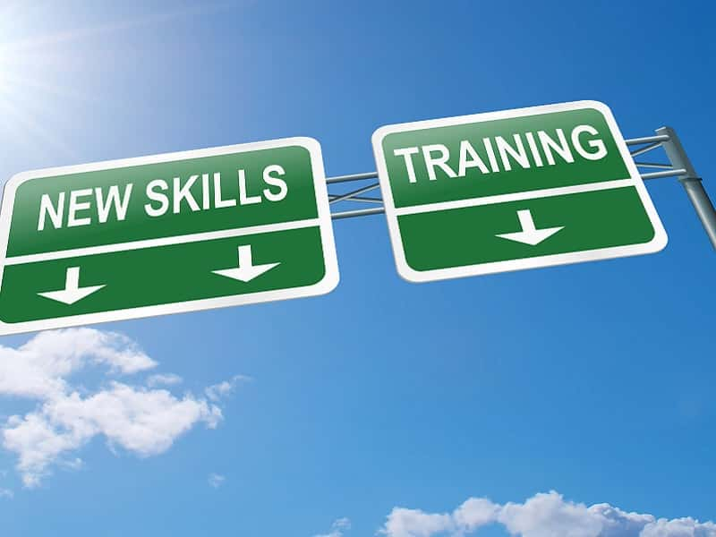 road signs skills and training