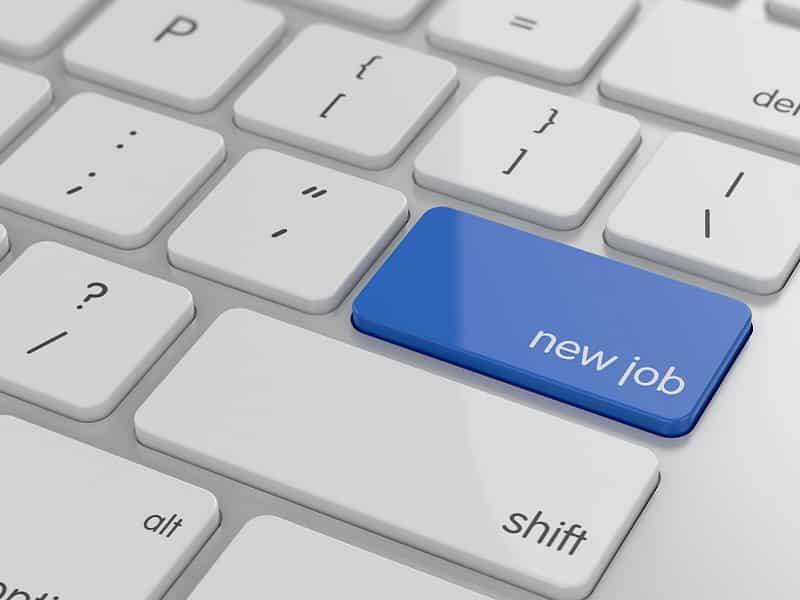 blue key new job